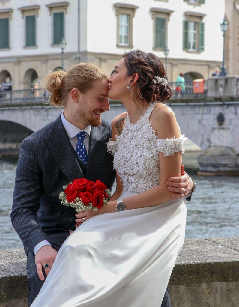 Zivil Verlobung Hochzeit 1
